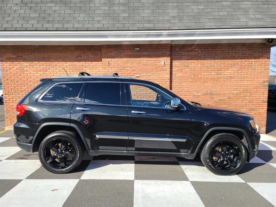 Used Jeep Grand Cherokee 4WD 4dr Limited HEMI 2012 | National Auto Brokers, Inc.. Waterbury, Connecticut