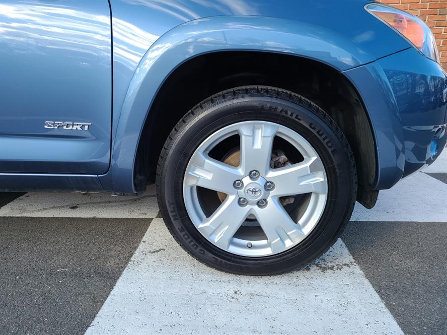 Used Toyota RAV4 4WD 4dr Sport 2007 | National Auto Brokers, Inc.. Waterbury, Connecticut