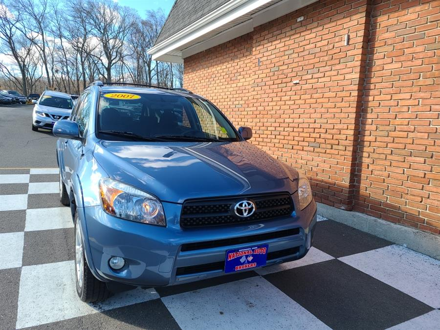 Used 2007 Toyota RAV4 in Waterbury, Connecticut | National Auto Brokers, Inc.. Waterbury, Connecticut