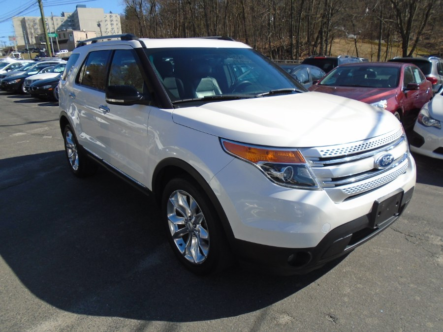 Used Ford Explorer 4WD 4dr XLT 2012 | Jim Juliani Motors. Waterbury, Connecticut