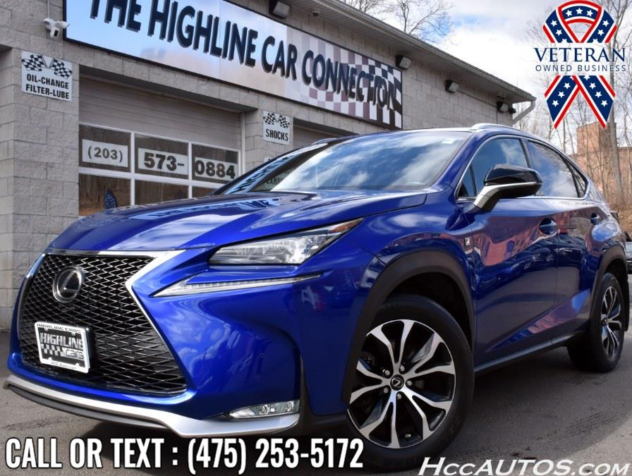 Used 2017 Lexus NX in Waterbury, Connecticut | Highline Car Connection. Waterbury, Connecticut