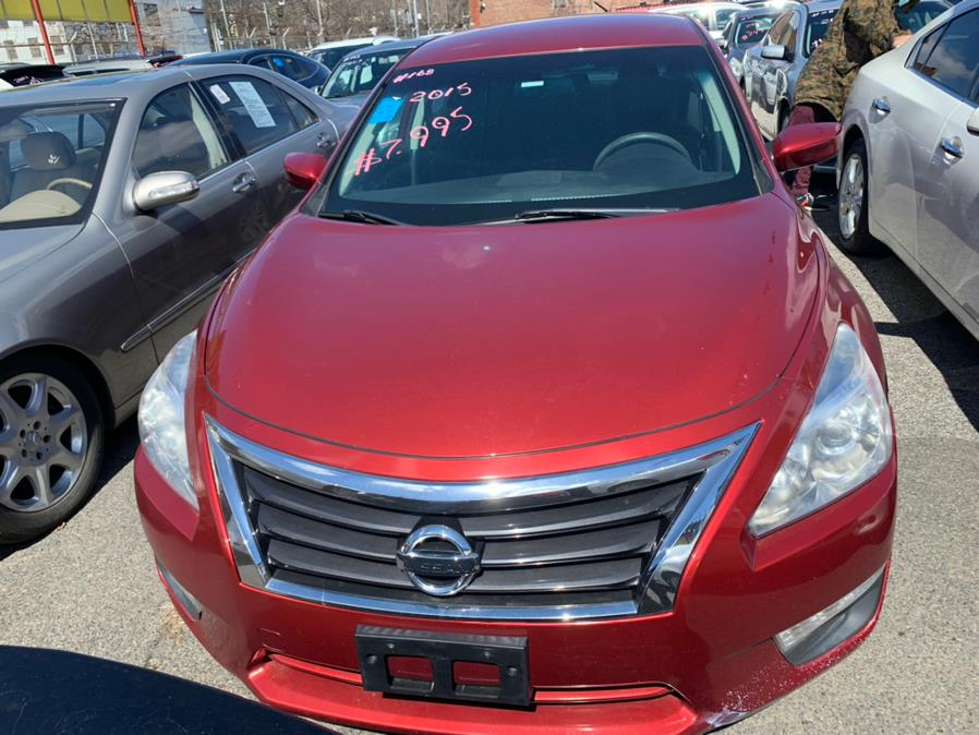 Used 2015 Nissan Altima in Brooklyn, New York | Atlantic Used Car Sales. Brooklyn, New York