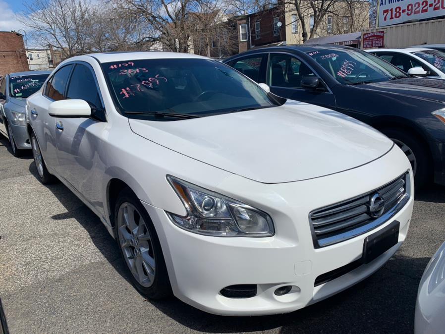 Used 2013 Nissan Maxima in Brooklyn, New York | Atlantic Used Car Sales. Brooklyn, New York