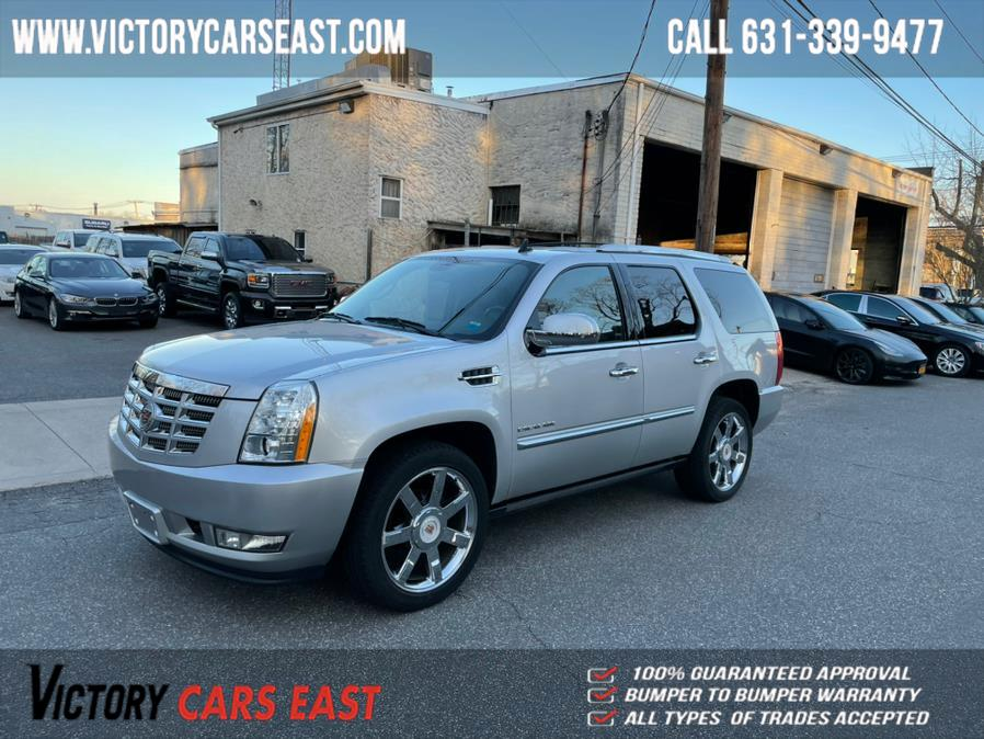 Used Cadillac Escalade AWD 4dr Luxury 2014 | Victory Cars East LLC. Huntington, New York
