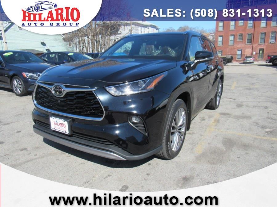 Used 2021 Toyota Highlander in Worcester, Massachusetts | Hilario's Auto Sales Inc.. Worcester, Massachusetts
