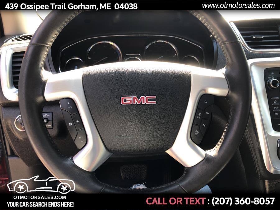 Used GMC Acadia AWD 4dr SLT1 2014 | Ossipee Trail Motor Sales. Gorham, Maine