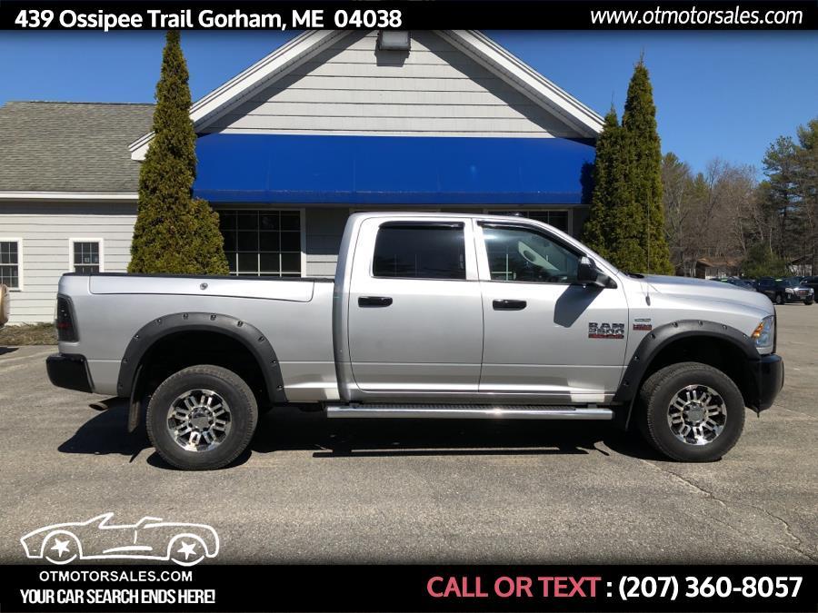 Used 2014 Ram 2500 in Gorham, Maine | Ossipee Trail Motor Sales. Gorham, Maine
