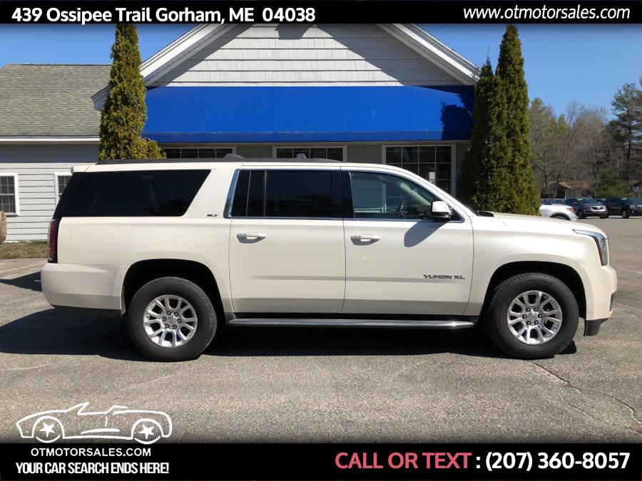 Used 2015 GMC Yukon XL in Gorham, Maine | Ossipee Trail Motor Sales. Gorham, Maine