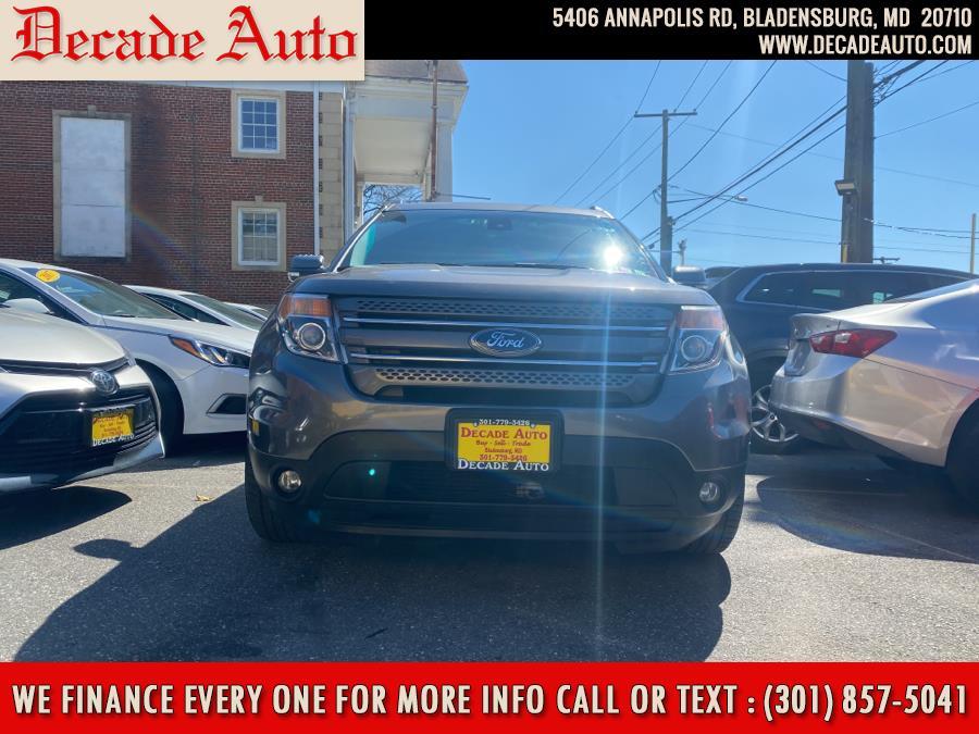 Used 2014 Ford Explorer in Bladensburg, Maryland | Decade Auto. Bladensburg, Maryland