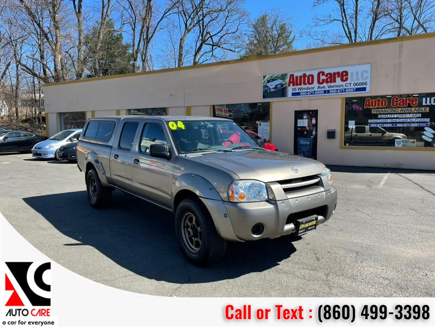 Used 2004 Nissan Frontier 4WD in Vernon , Connecticut | Auto Care Motors. Vernon , Connecticut