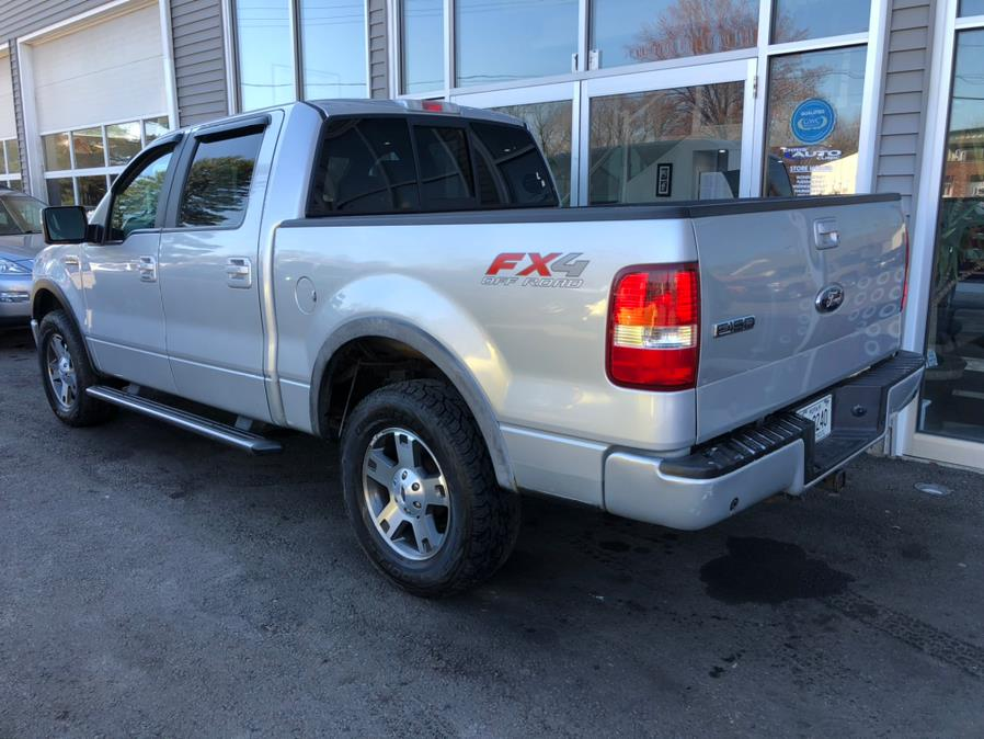 """Used Ford F-150 4WD SuperCrew 139"""" XLT 2007   Chris's Auto Clinic. Plainville, Connecticut"""