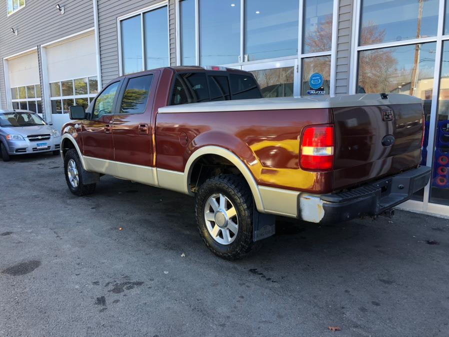 "Used Ford F-150 4WD SuperCrew 139"" King Ranch 2007 