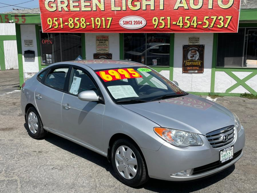 Used 2010 Hyundai Elantra in Corona, California | Green Light Auto. Corona, California