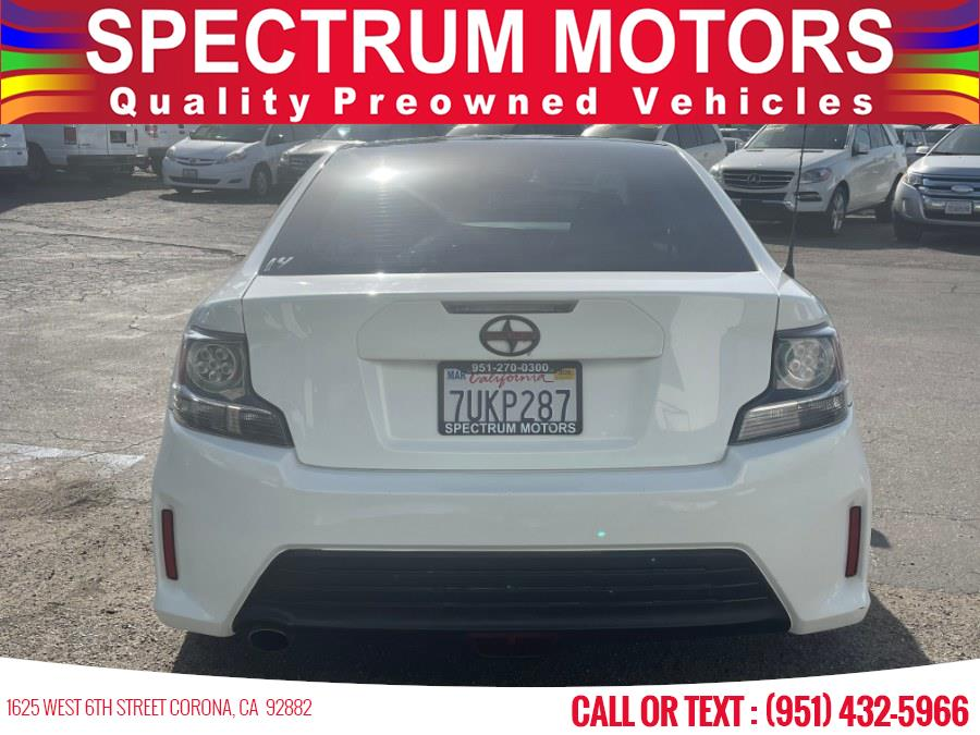 Used Scion tC 2dr HB Auto (Natl) 2014 | Spectrum Motors. Corona, California