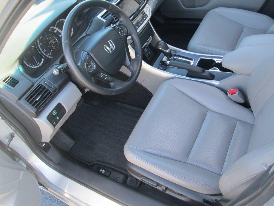 Used Honda Accord Sdn 4dr I4 CVT EX-L 2013 | Levittown Auto. Levittown, Pennsylvania