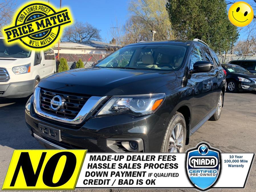 Used 2017 Nissan Pathfinder in Rosedale, New York   Sunrise Auto Sales. Rosedale, New York