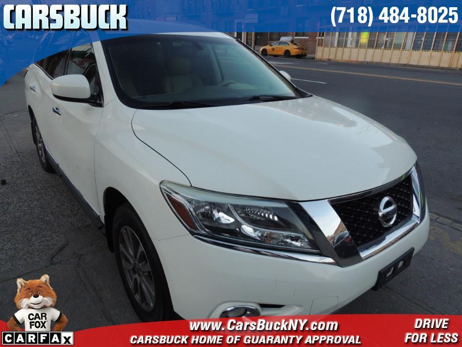 Used Nissan Pathfinder 4WD 4dr SL 2014 | Carsbuck Inc.. Brooklyn, New York