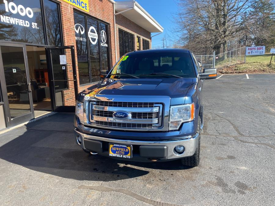 Used 2013 Ford F-150 in Middletown, Connecticut | Newfield Auto Sales. Middletown, Connecticut