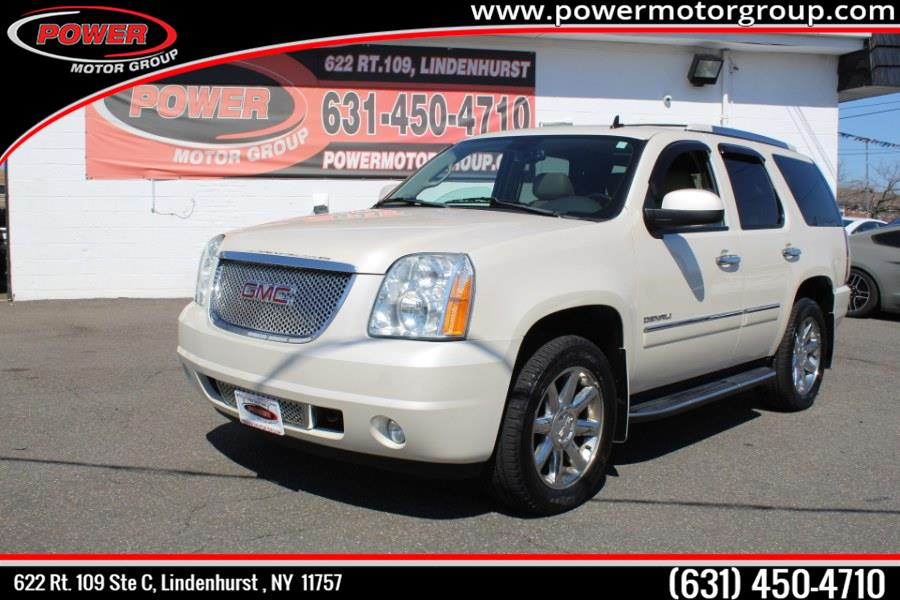 Used 2013 GMC Yukon in Lindenhurst , New York | Power Motor Group. Lindenhurst , New York