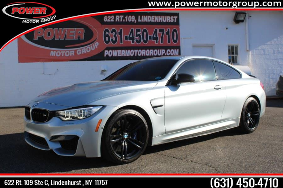 Used 2016 BMW M4 in Lindenhurst , New York | Power Motor Group. Lindenhurst , New York