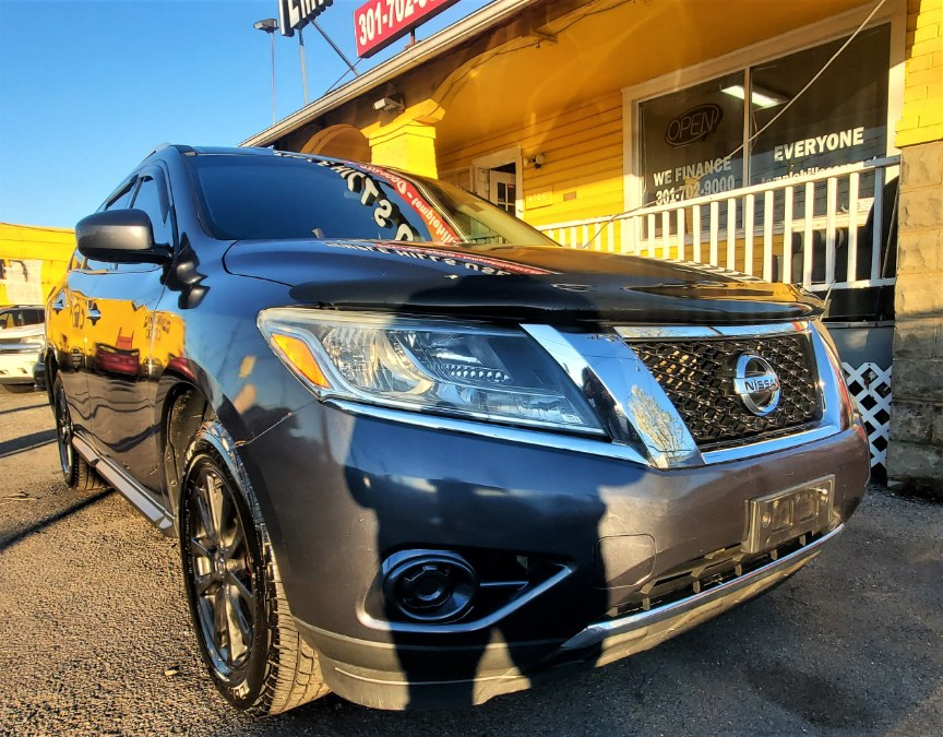 Used Nissan Pathfinder 4WD 4dr S 2013 | Temple Hills Used Car. Temple Hills, Maryland
