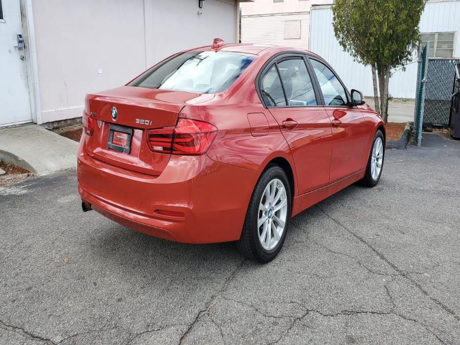 Used BMW 3 Series 4dr Sdn 320i xDrive AWD South Africa 2016 | Capital Lease and Finance. Brockton, Massachusetts