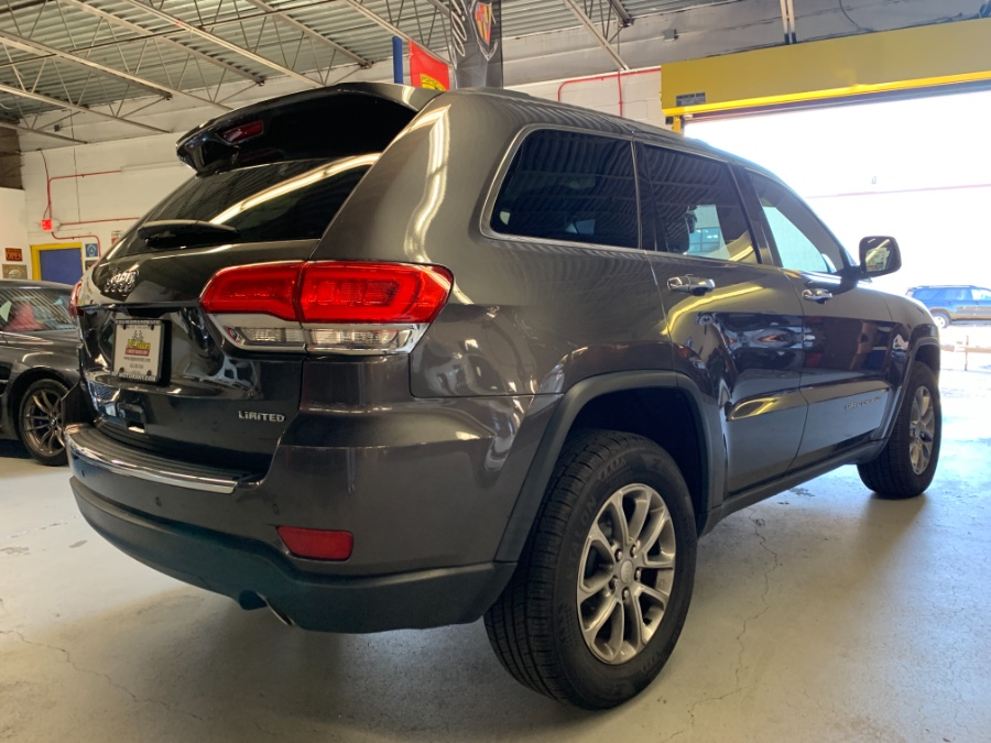 Used Jeep Grand Cherokee 4WD 4dr Limited 2016 | MP Motors Inc. West Babylon , New York