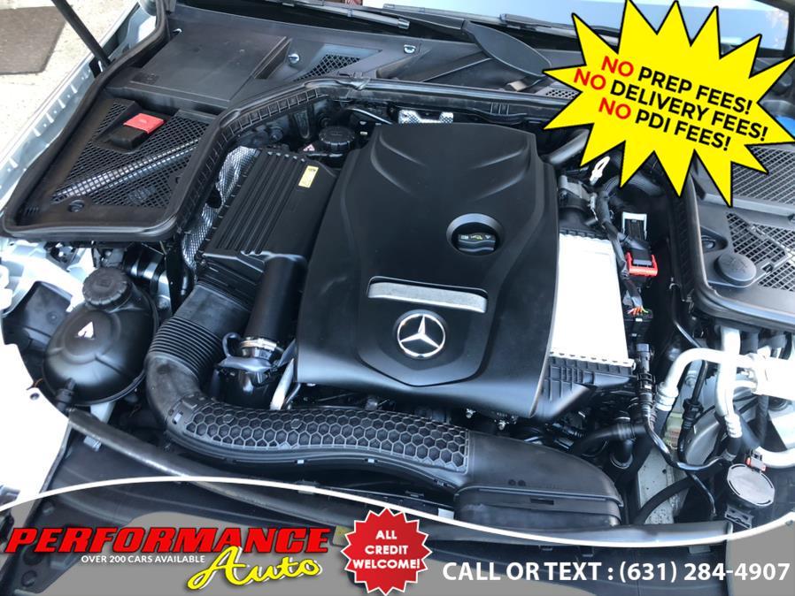 Used Mercedes-Benz C-Class 4dr Sdn C300 Sport 4MATIC 2015 | Performance Auto Inc. Bohemia, New York