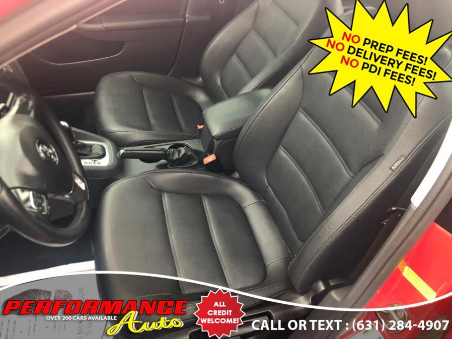 Used Volkswagen Jetta Sedan 4dr Auto SE w/Convenience & Sunroof PZEV 2012   Performance Auto Inc. Bohemia, New York