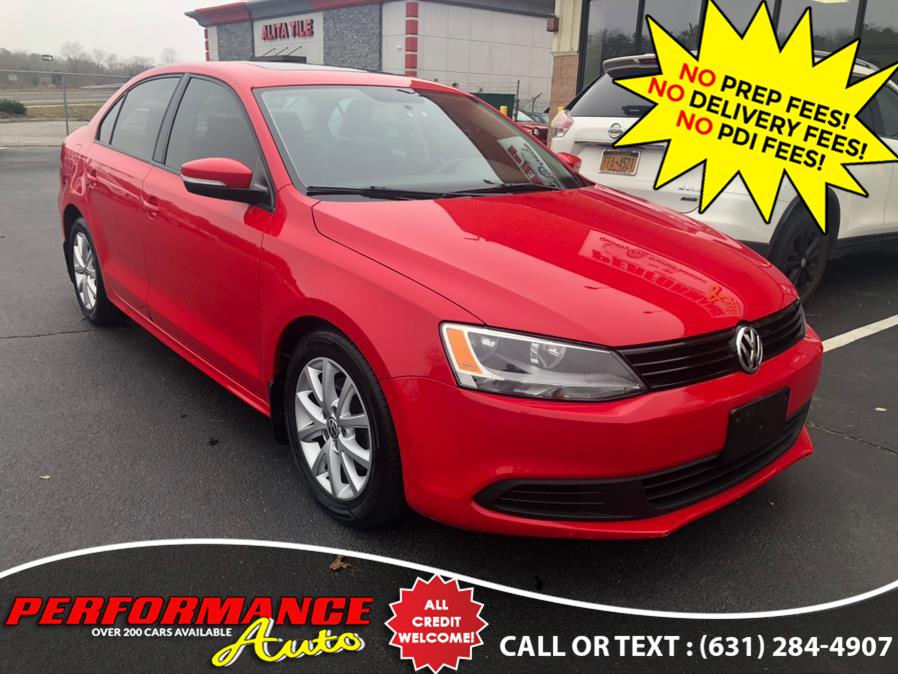 Used 2012 Volkswagen Jetta Sedan in Bohemia, New York | Performance Auto Inc. Bohemia, New York