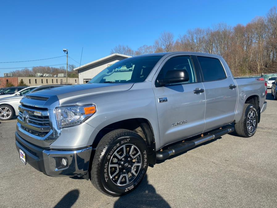 Used 2016 Toyota Tundra 4WD Truck in Berlin, Connecticut | Tru Auto Mall. Berlin, Connecticut