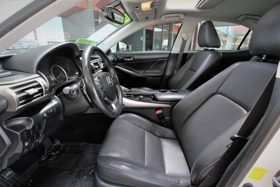 Used Lexus IS 250 4dr Sport Sdn Auto RWD 2014 | 1 Stop Auto Mart Inc.. Garden Grove, California