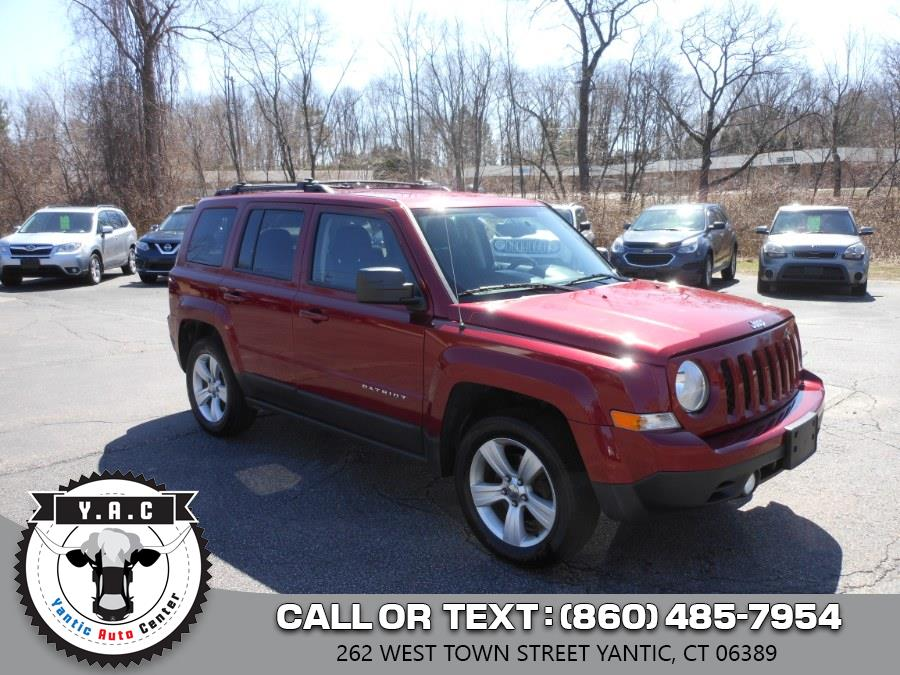 Used 2014 Jeep Patriot in Yantic, Connecticut | Yantic Auto Center. Yantic, Connecticut
