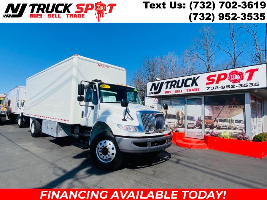 Used 2017 INTERNATIONAL 4300 in South Amboy, New Jersey | NJ Truck Spot. South Amboy, New Jersey