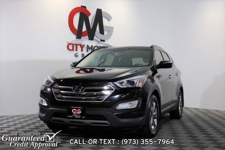 Used 2015 Hyundai Santa Fe Sport in Haskell, New Jersey | City Motor Group Inc.. Haskell, New Jersey