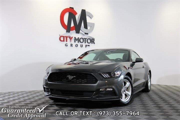 Used Ford Mustang V6 2017 | City Motor Group Inc.. Haskell, New Jersey