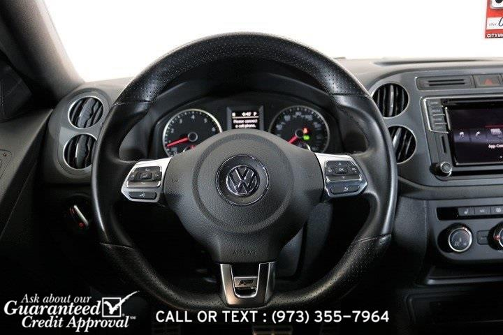 Used Volkswagen Tiguan SE 2016 | City Motor Group Inc.. Haskell, New Jersey