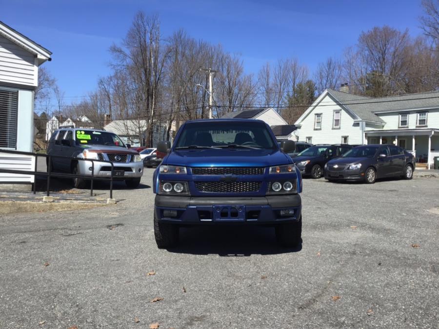 "Used Chevrolet Colorado Crew Cab 126.0"" WB 4WD 1SC LS Z71 2005 | Olympus Auto Inc. Leominster, Massachusetts"