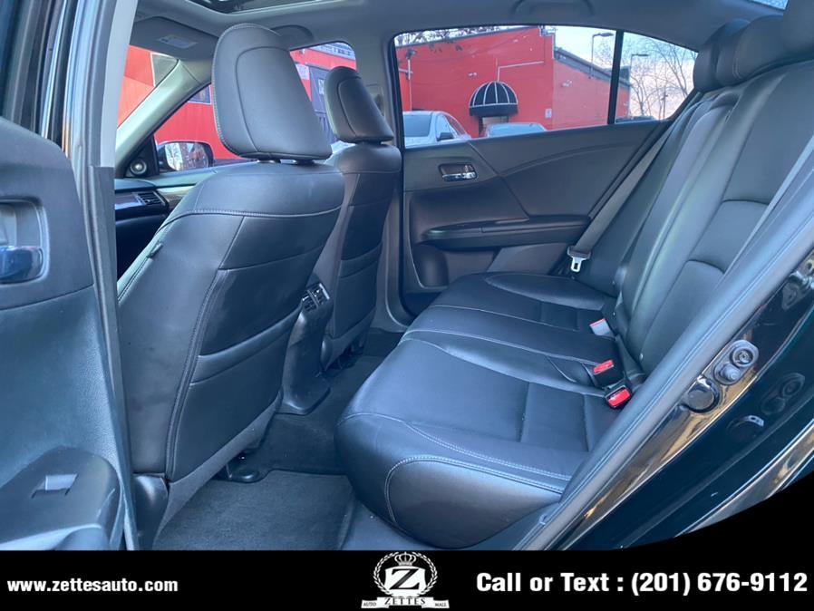 Used Honda Accord Sedan 4dr V6 Auto EX-L 2016   Zettes Auto Mall. Jersey City, New Jersey