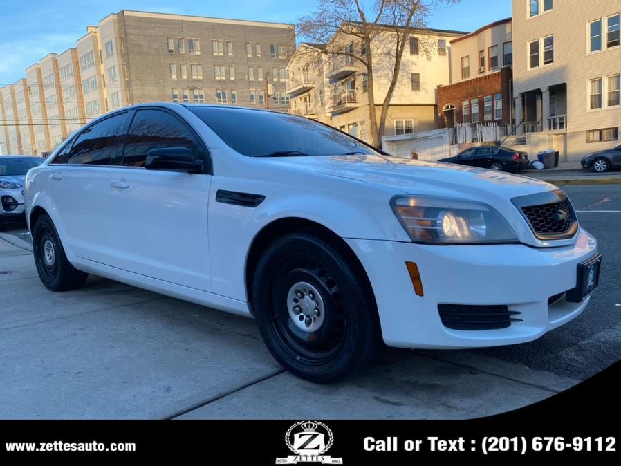 Used Chevrolet Caprice Police Patrol Vehicle 4dr Sdn Police 2012 | Zettes Auto Mall. Jersey City, New Jersey
