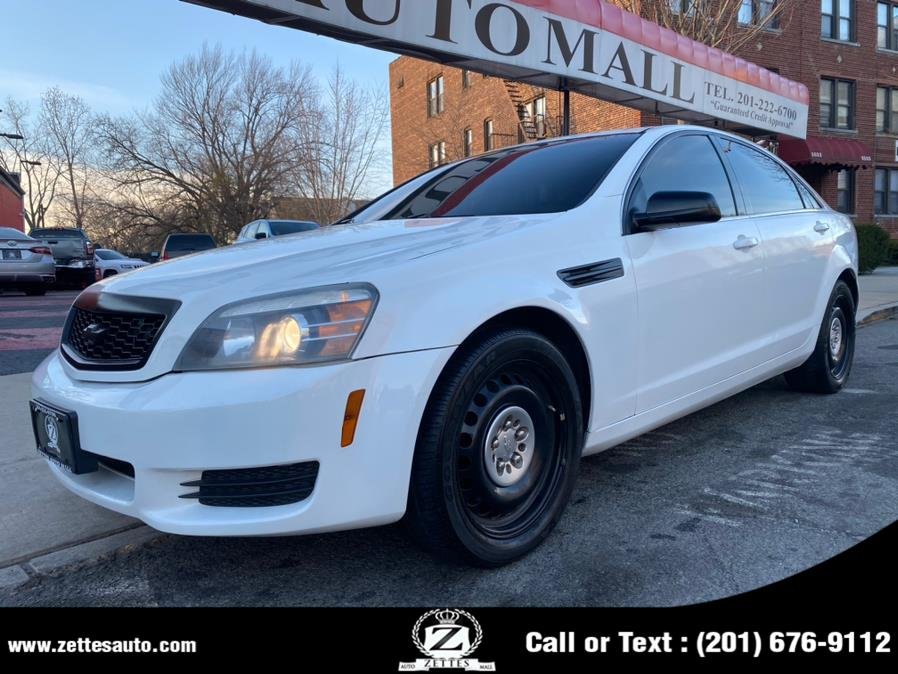 Used 2012 Chevrolet Caprice Police Patrol Vehicle in Jersey City, New Jersey | Zettes Auto Mall. Jersey City, New Jersey