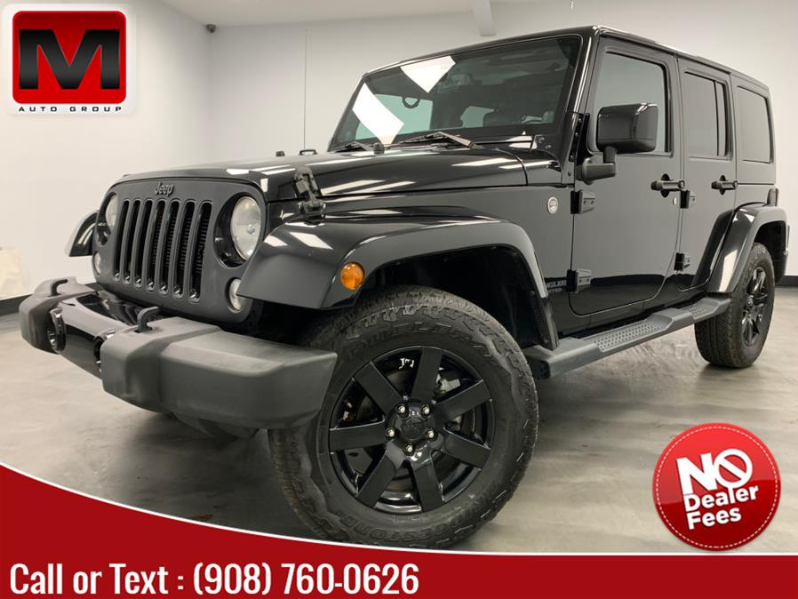 Used Jeep Wrangler Unlimited 4WD 4dr Dragon Edition *Ltd Avail* 2014 | M Auto Group. Elizabeth, New Jersey
