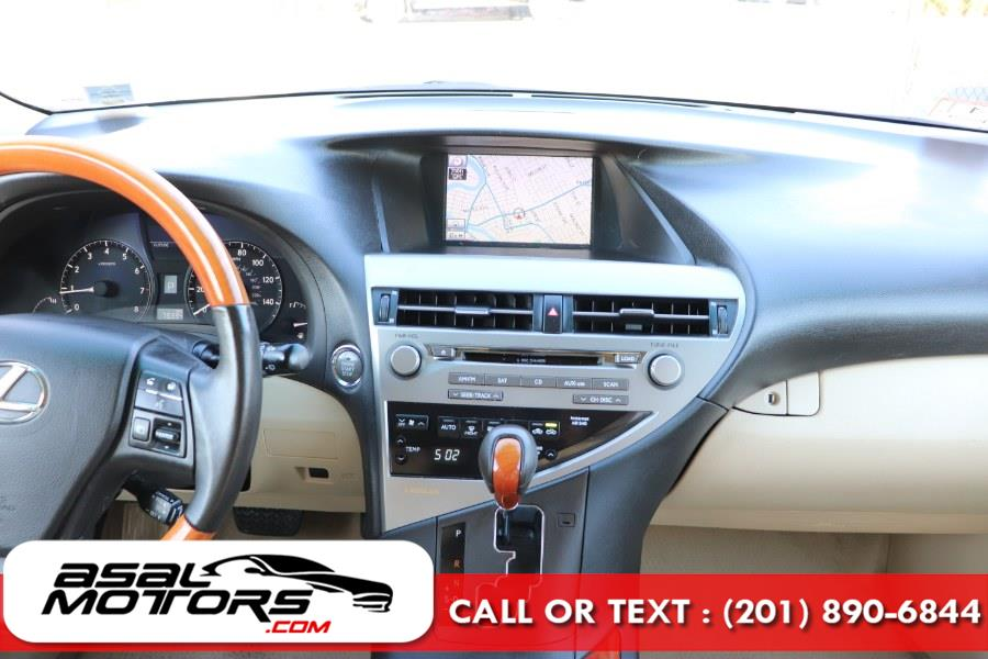 Used Lexus RX 350 AWD 4dr 2010 | Asal Motors. East Rutherford, New Jersey
