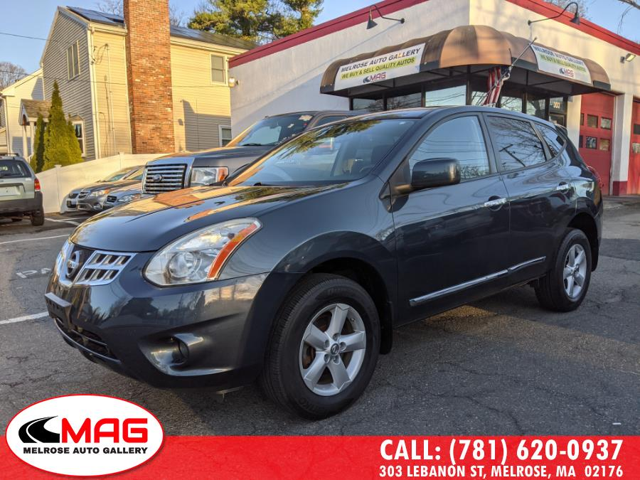Used 2013 Nissan Rogue in Melrose, Massachusetts | Melrose Auto Gallery. Melrose, Massachusetts