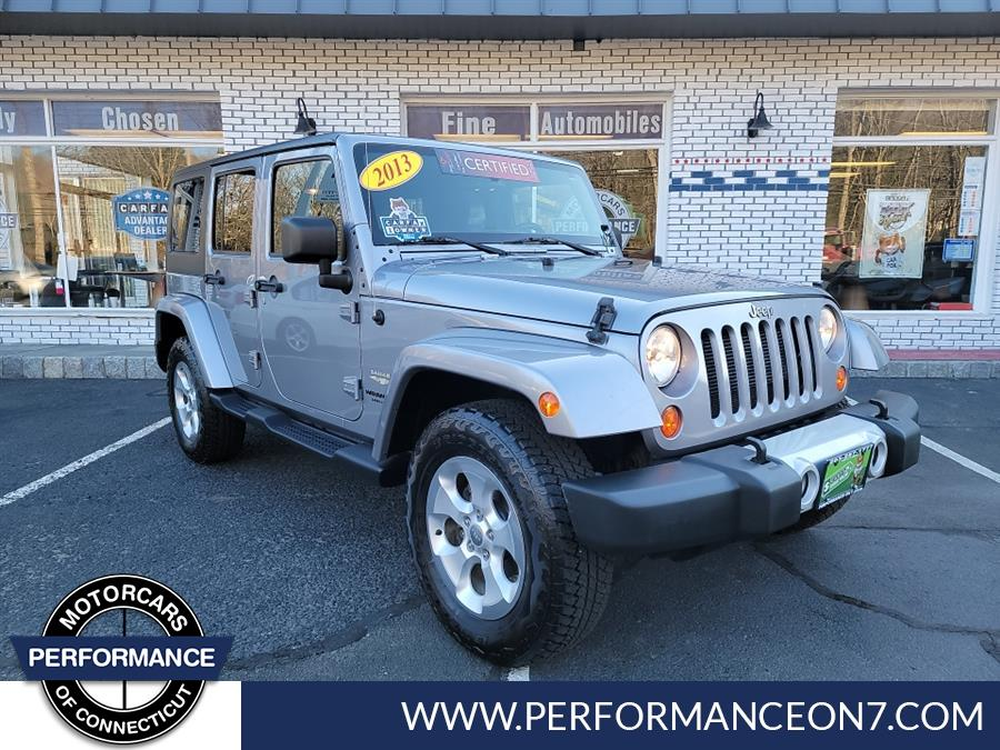 Used 2013 Jeep Wrangler Unlimited in Wilton, Connecticut | Performance Motor Cars. Wilton, Connecticut