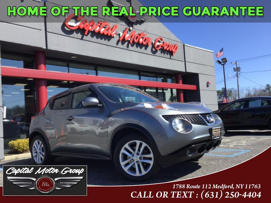 Used 2014 Nissan JUKE in Medford, New York | Capital Motor Group Inc. Medford, New York