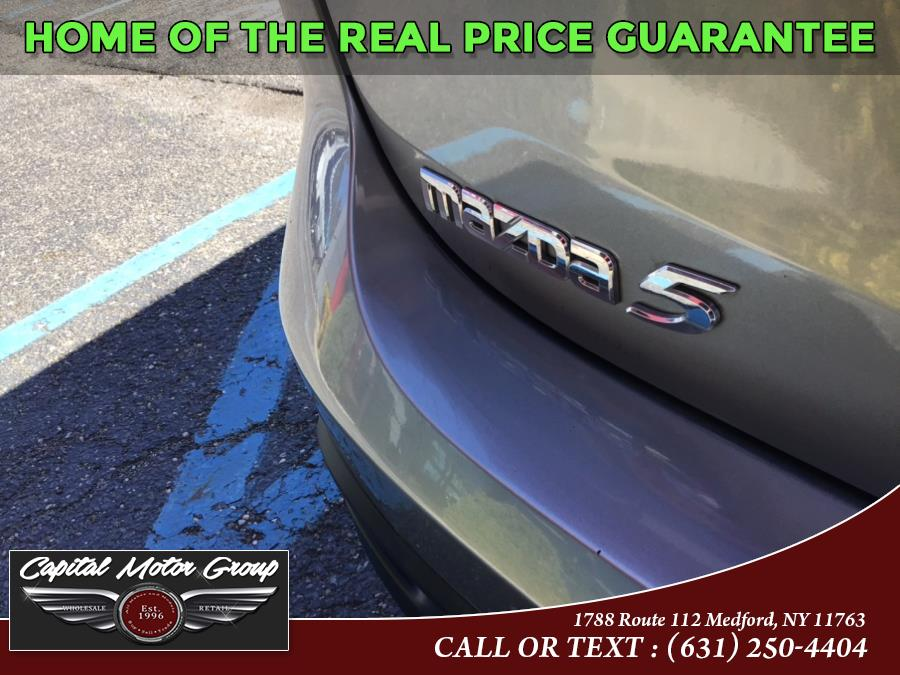 Used Mazda Mazda5 4dr Wgn Auto Sport 2012 | Capital Motor Group Inc. Medford, New York