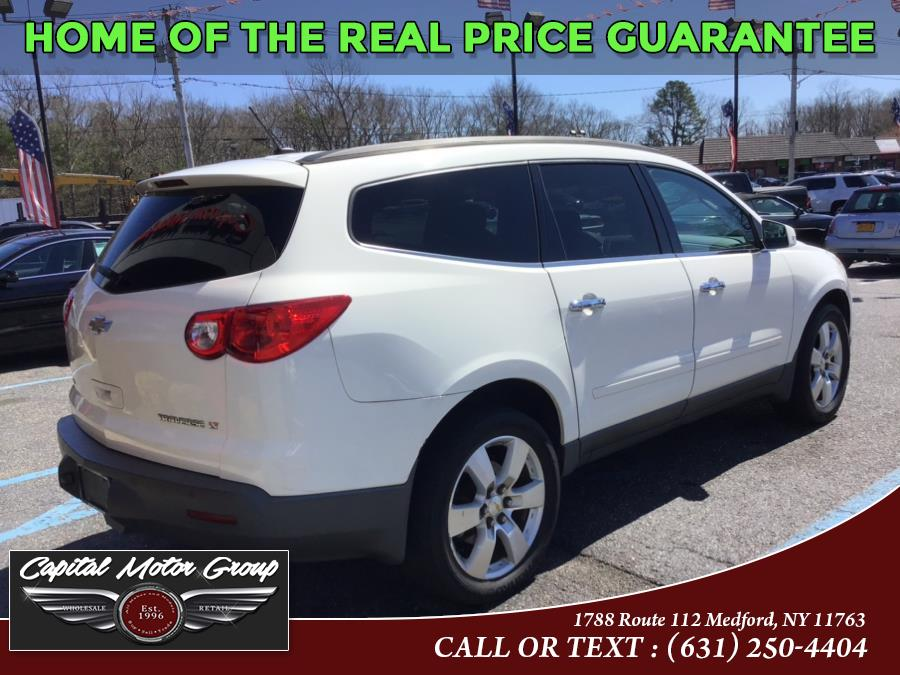 Used Chevrolet Traverse AWD 4dr LT w/1LT 2012 | Capital Motor Group Inc. Medford, New York