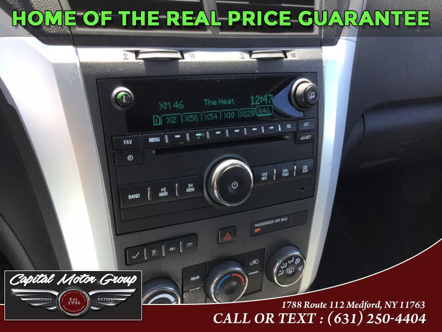 Used Chevrolet Traverse AWD 4dr LT w/1LT 2012 | Capital Motor Group Inc. Medford, New York
