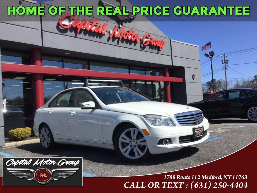 Used 2011 Mercedes-Benz C-Class in Medford, New York | Capital Motor Group Inc. Medford, New York
